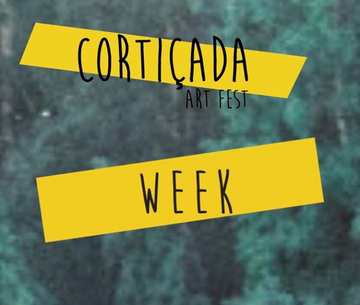 Cortiçada Art Fest Week