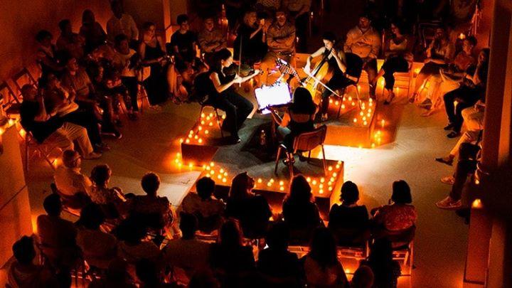 As Quatro Estações de Vivaldi à luz das velas