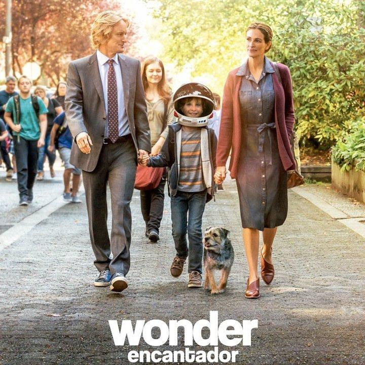 Cinema: 'Wonder - encantador' no ...