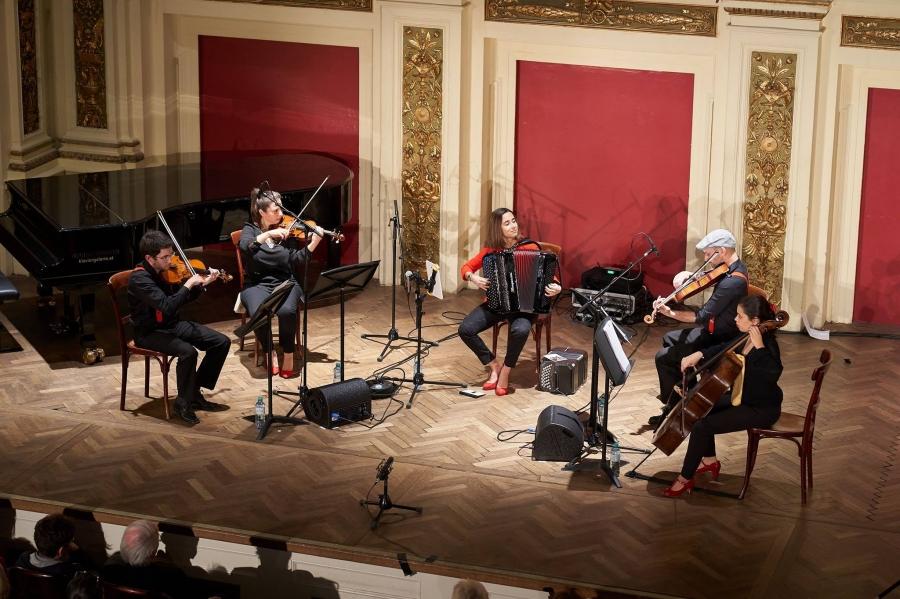 Velvet Quintet