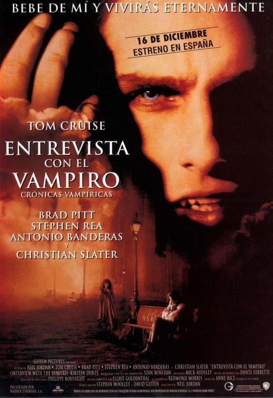 ENTREVISTA CON EL VAMPIRO Interview with the Vampire: The Vampire Chronicles