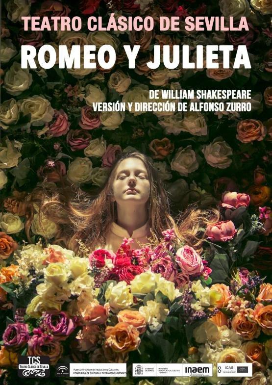 ROMEO Y JULIETA de William Shakespeare, TRASLADADO AL GRAN TEATRO