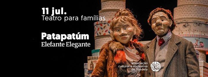Patapatúm | Teatro para famílias