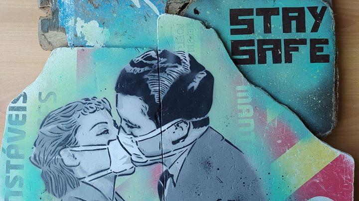 Stencil Fartz, de Dino Luz | Inauguração dia 9 de Julho