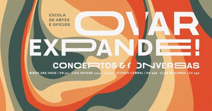 Ovar_Expande! Concertos e Conversas