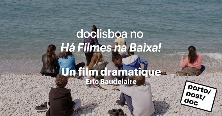 Un film dramatique | 165ª Sessão HFNB!