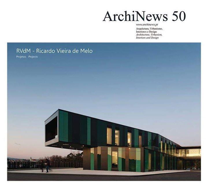 Lançamento do número #50 da Revista Archinews