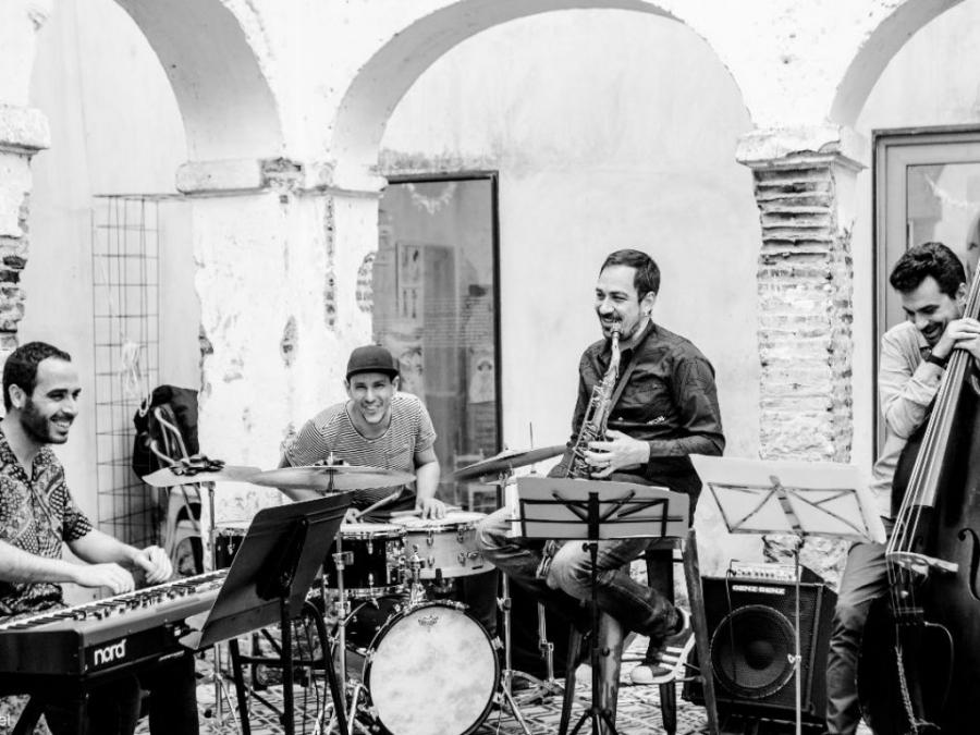 Concierto de Iván Sanjuán Cuarteto