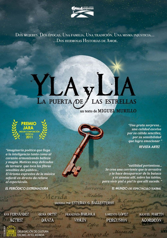 Teatro: «Yla y Lía, la puerta de las estrellas»