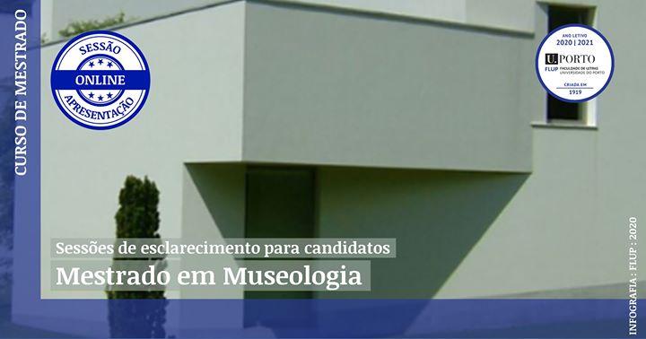 Mestrado em Museologia