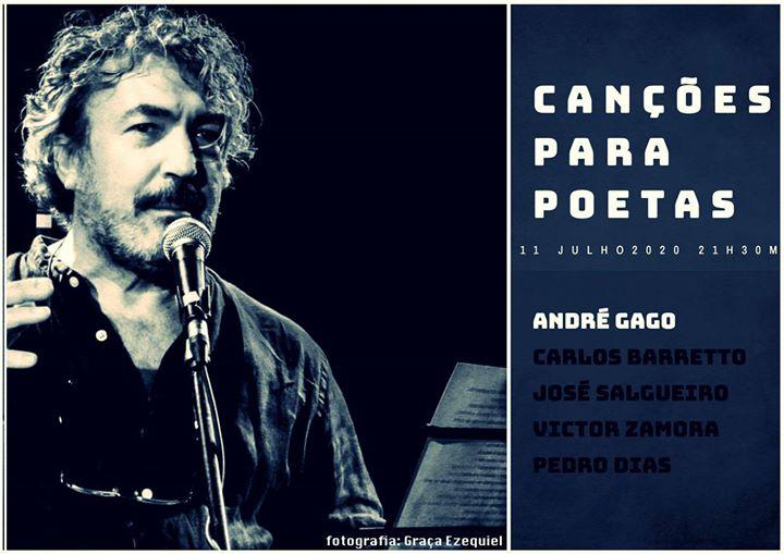 Canções para poetas | André Gago