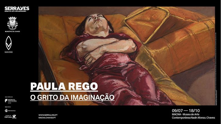 Visitas gratuitas à exposição de Paula Rego com marcação