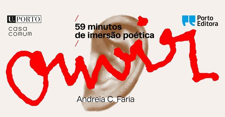 Ouvir, 59 minutos de imersão poética #4