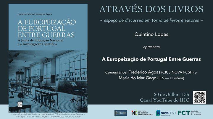 Através dos Livros #10: A Europeização de Portugal entre Guerras