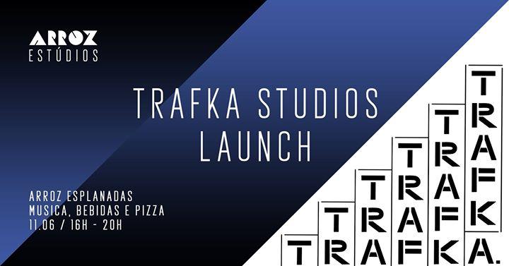 Arroz Esplanadas: Trafka Studios Launch
