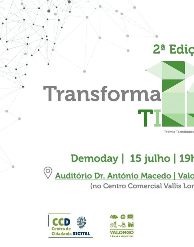 2ª Edição do Transforma TI