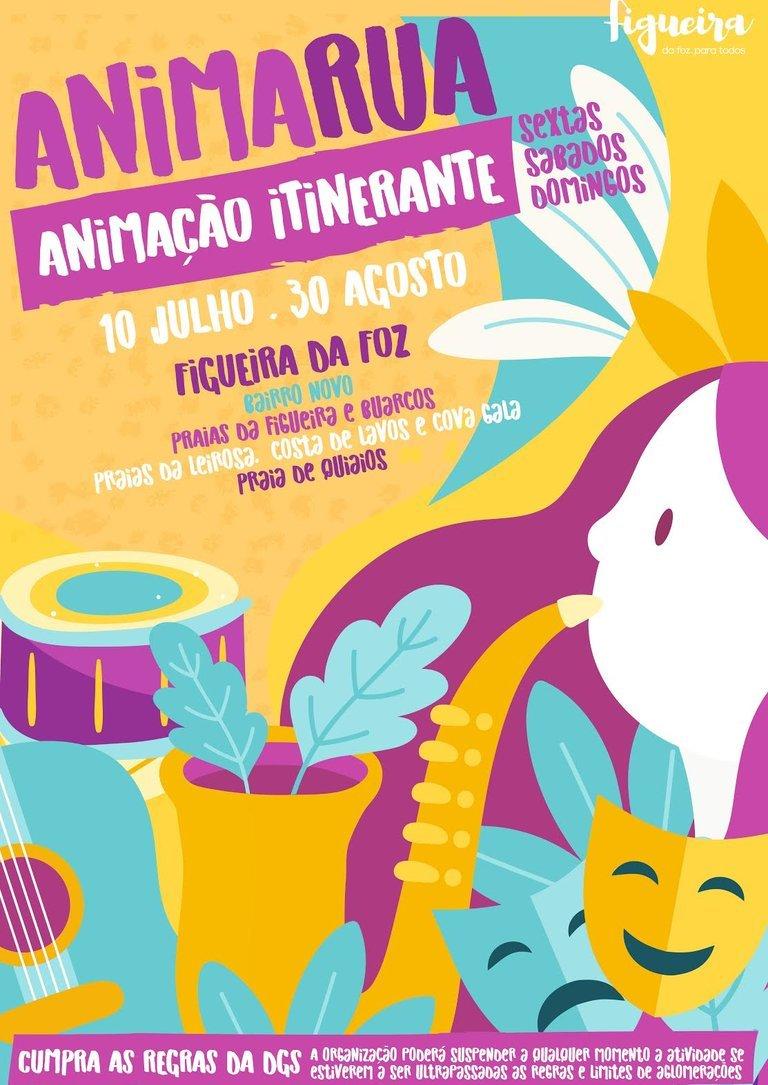 Verão 2020: Município promove animação itinerante através do associativismo ...