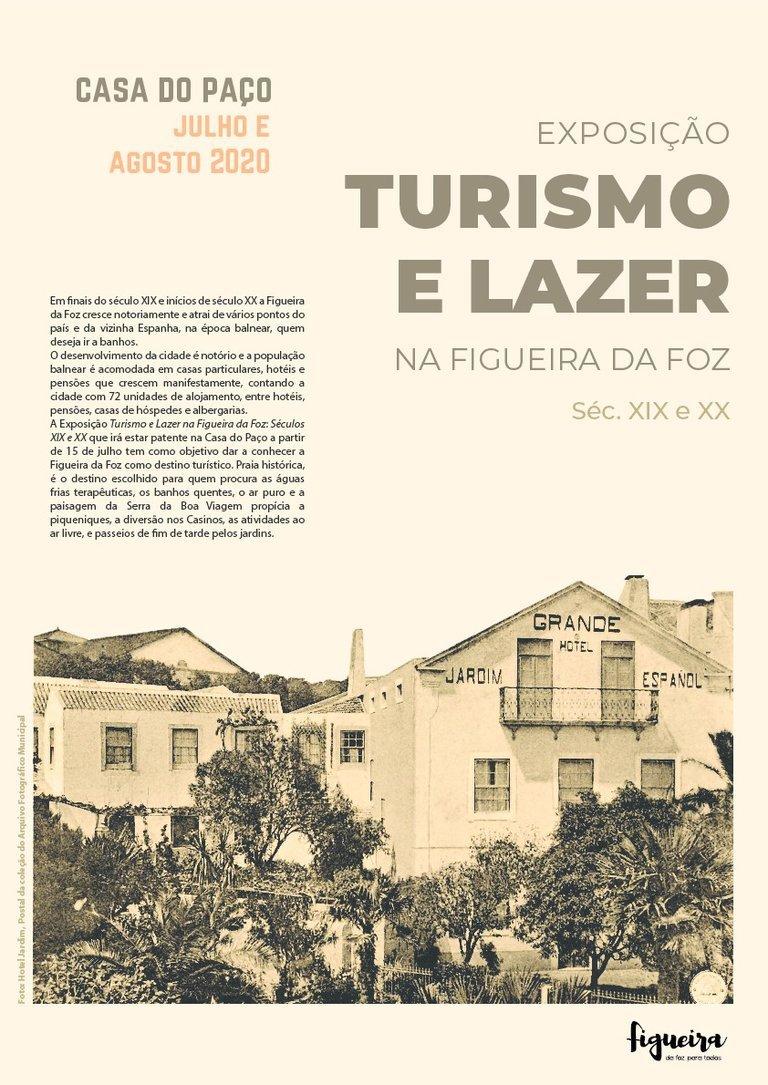 """""""Turismo e Lazer na Figueira da Foz: Séculos XIX e XX"""""""