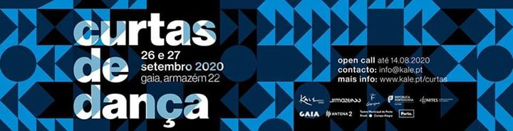Open Call Curtas de Dança 2020