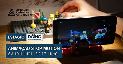 Estágio Dóing - Animação Stop Motion