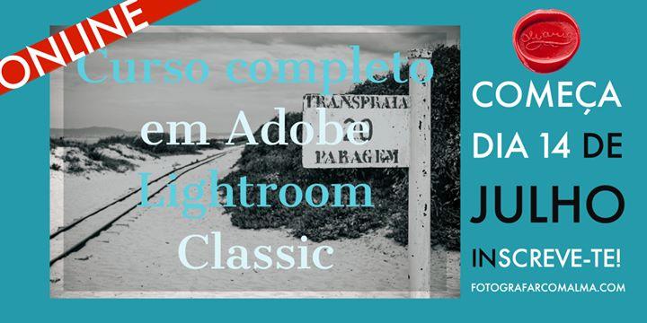Curso Completo em Lightroom Classic