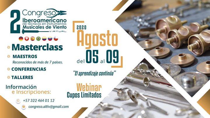 II Congreso Iberoamericano de Técnicos en instrumentos de viento