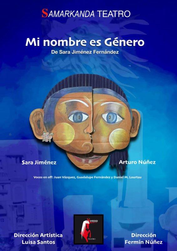 Teatro: «Mi nombre es género»