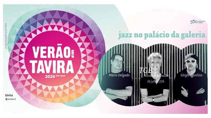 Jazz em Tavira | TGB