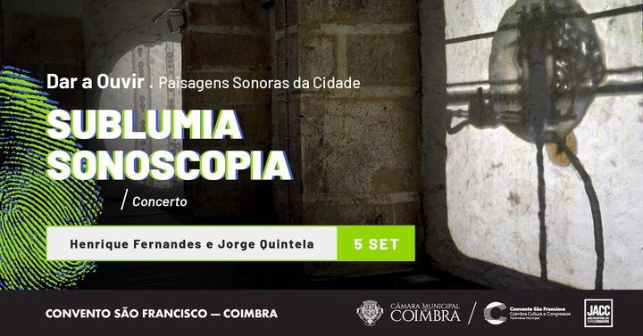 Sublumia | Sonoscopia