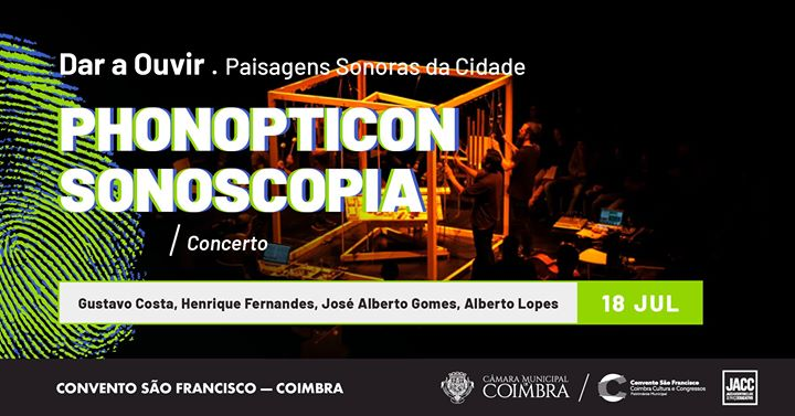 Phonopticon | Sonoscopia