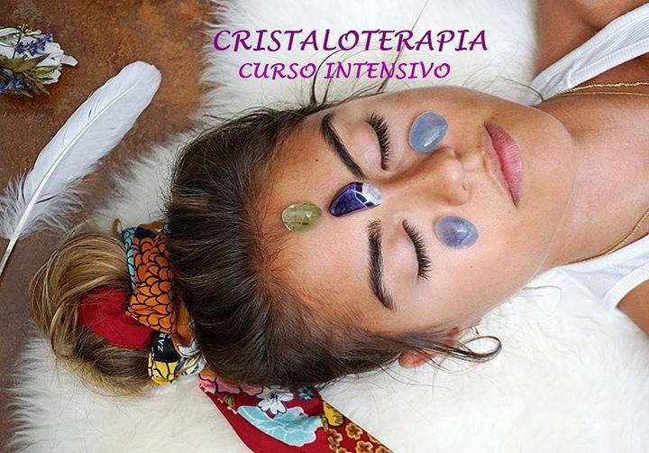 Cristaloterapia - Curso Profissional Intensivo