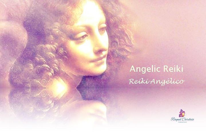 Curso Reiki Angélico nível 1&2