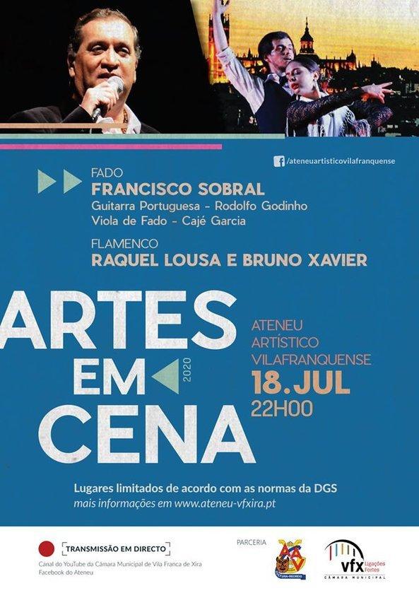 Fado e Flamengo animam noites em Vila Franca de Xira
