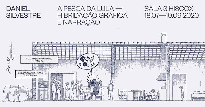 Inauguração | Daniel Silvestre — A Pesca da Lula