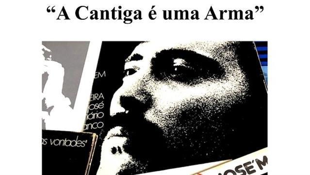 """""""A Cantiga é uma Arma"""" - Exposição"""