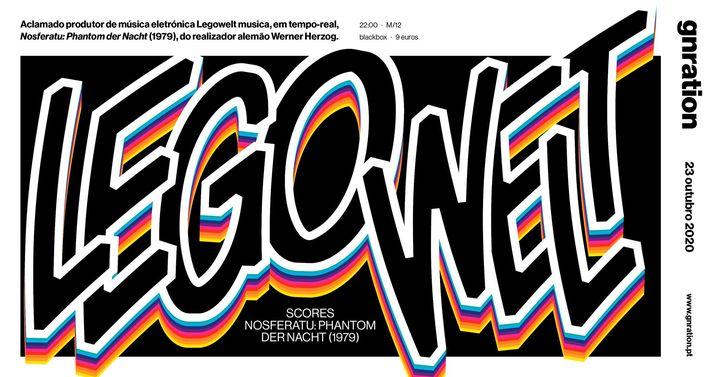 Legowelt scores Nosferatu: Phantom der Nacht (1979) | gnration