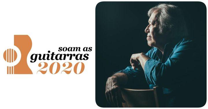 Sérgio Godinho |  8 DE ABRIL 2021 | BILHETES JÁ DISPONÍVEIS