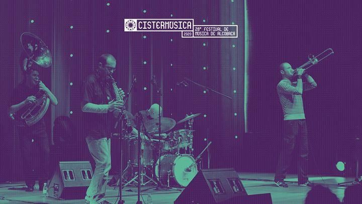 The Postcard Brass Band • Quarteto de Jazz