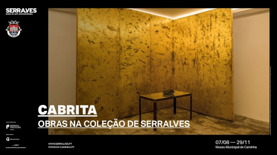EXPOSIÇÃO PEDRO CABRITA REIS - OBRAS DA COLEÇÃO DE SERRALVES