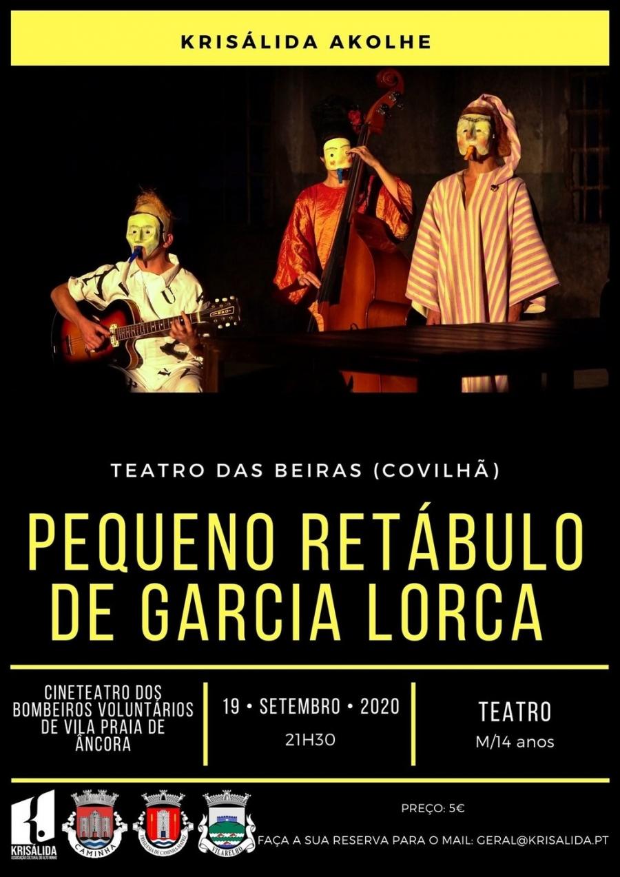 O PEQUENO RETÁBULO DE GARCIA LORCA