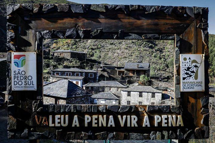 Visita à Aldeia de Xisto da Pena