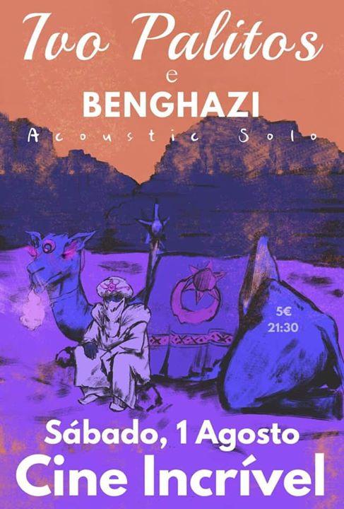 Benghazi//Ivo Palitos
