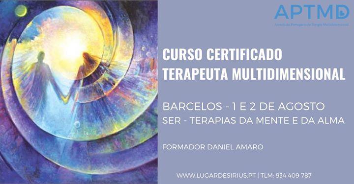 Curso Certificado de Terapia Multidimensional