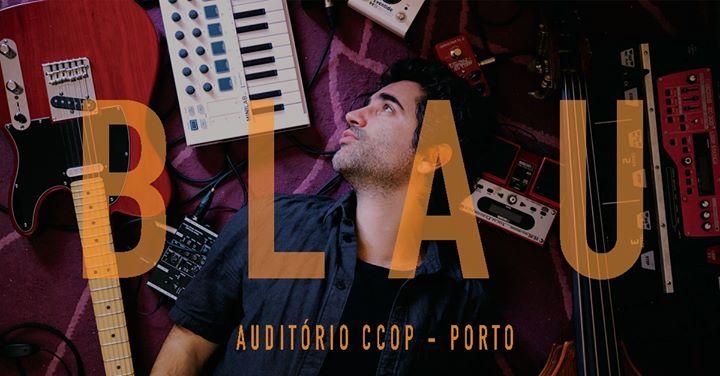 Jorge da Rocha apresenta BLAU