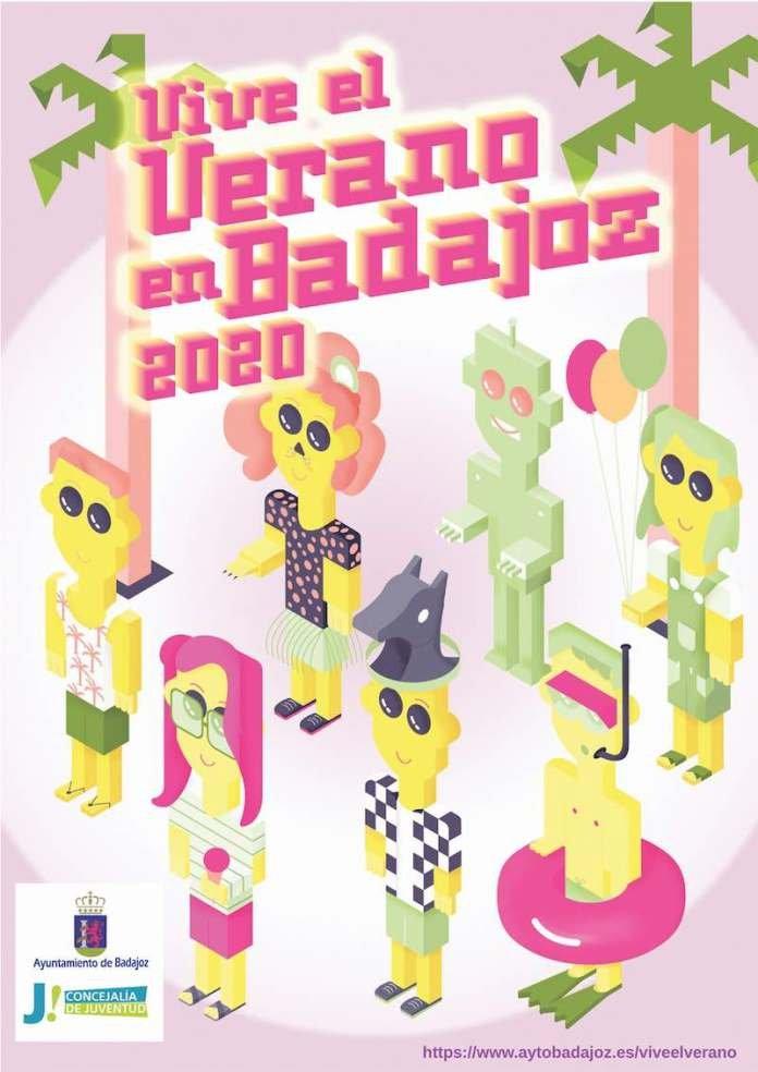 Vive el Verano en Badajoz 2020 – Actividades lúdicas I