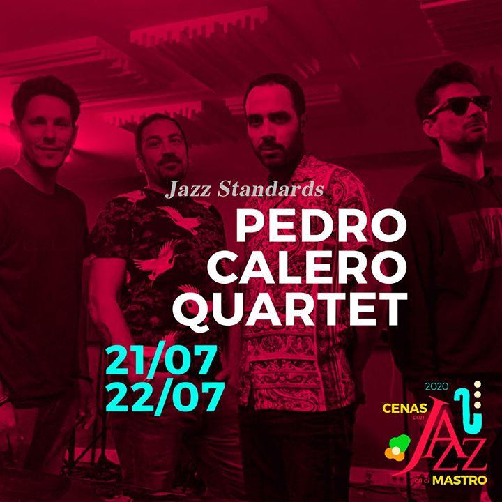 Pedro Calero Quartet / 22 Julio 2020 / Cáceres
