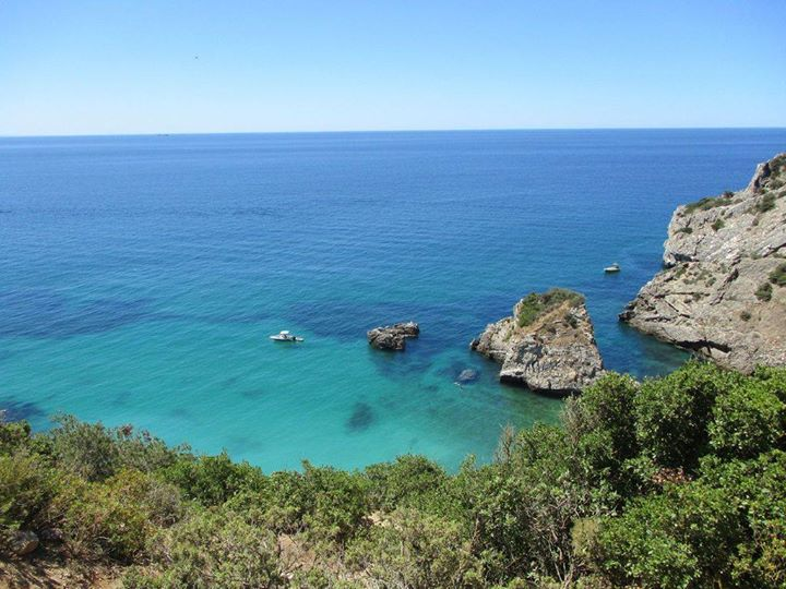 O Desafio da Arrábida por terra e mar