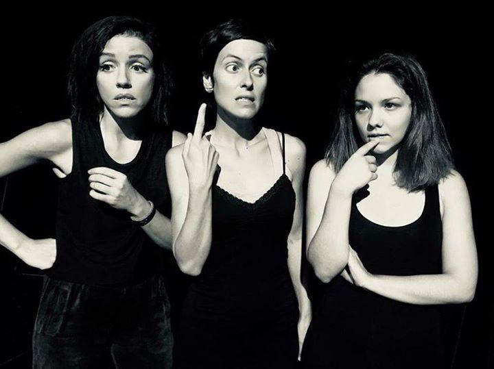 Nova Data - Teatro 'Desculpa Não Percebi'