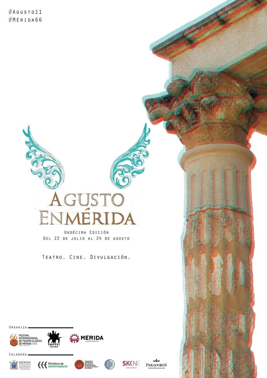 Teatro y Cine 'Agusto en Mérida'