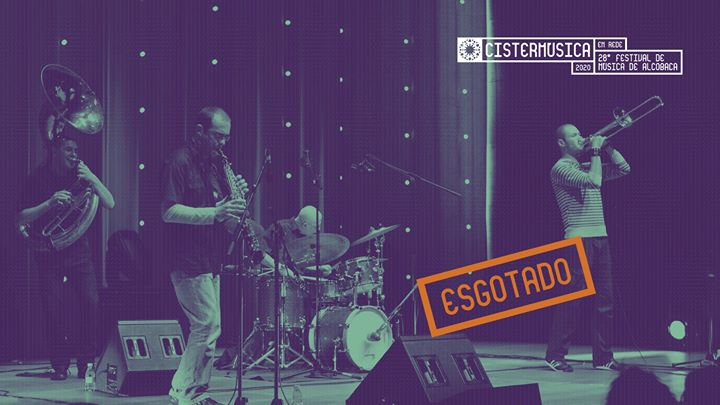 The Postcard Brass Band • Quarteto de Jazz • Lisboa